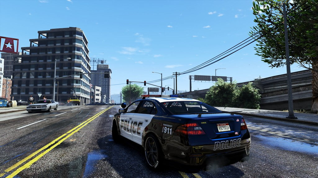 GTA V Gameplay