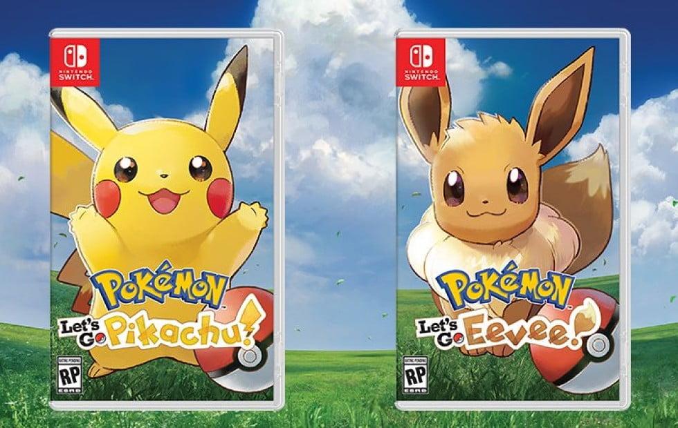 Pokemon Let's Go Download