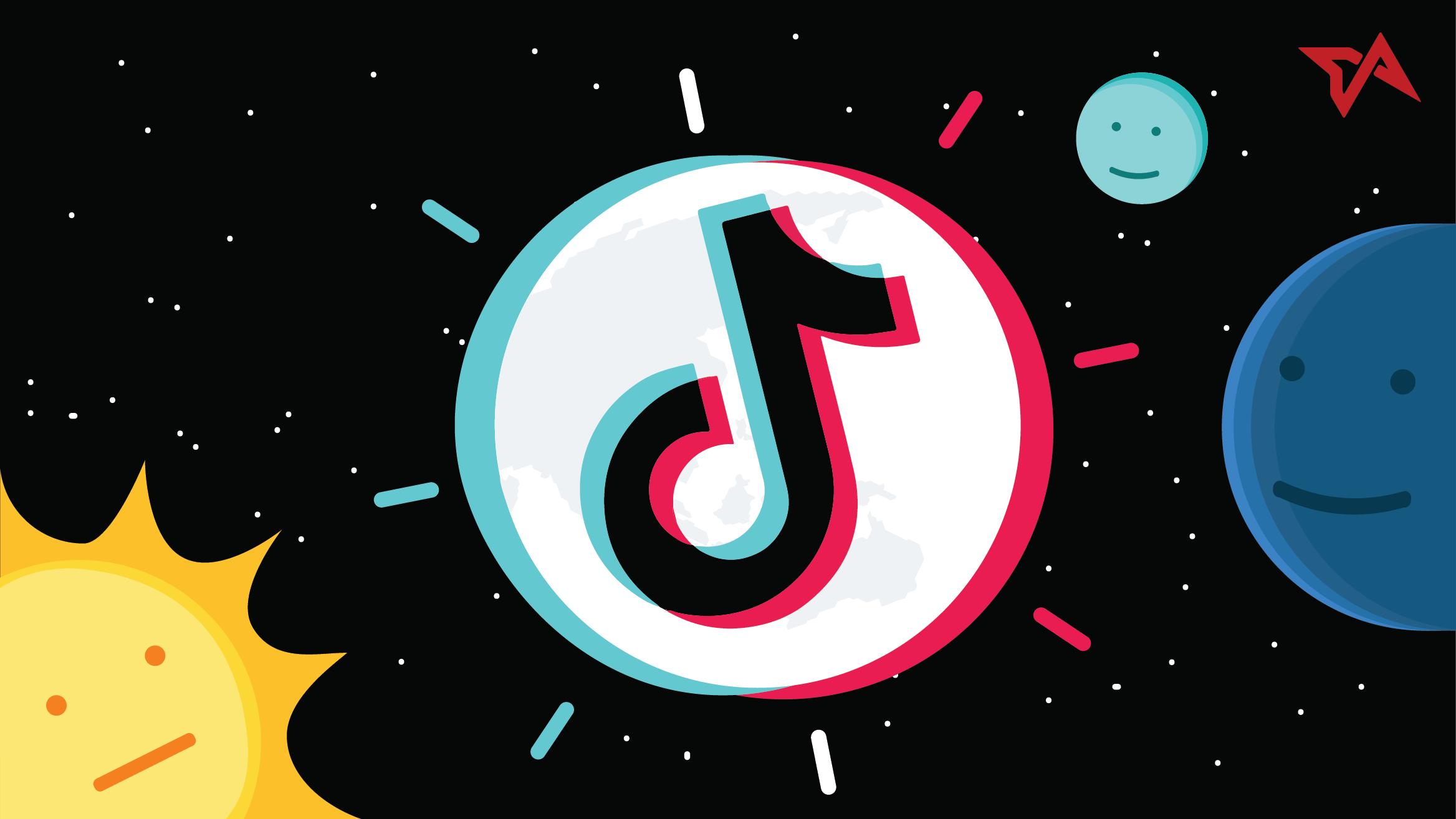 TikTok Surpassed Facebook, Instagram, Snapchat & YouTube In Downloads