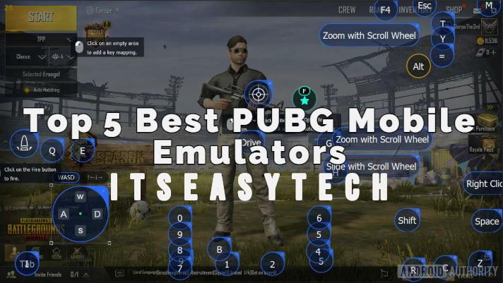 Best PUBG mobile Emulators