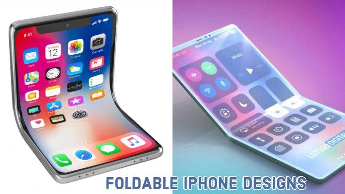 Folding iPhone Designs New