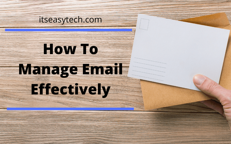 Manage Image Effectively