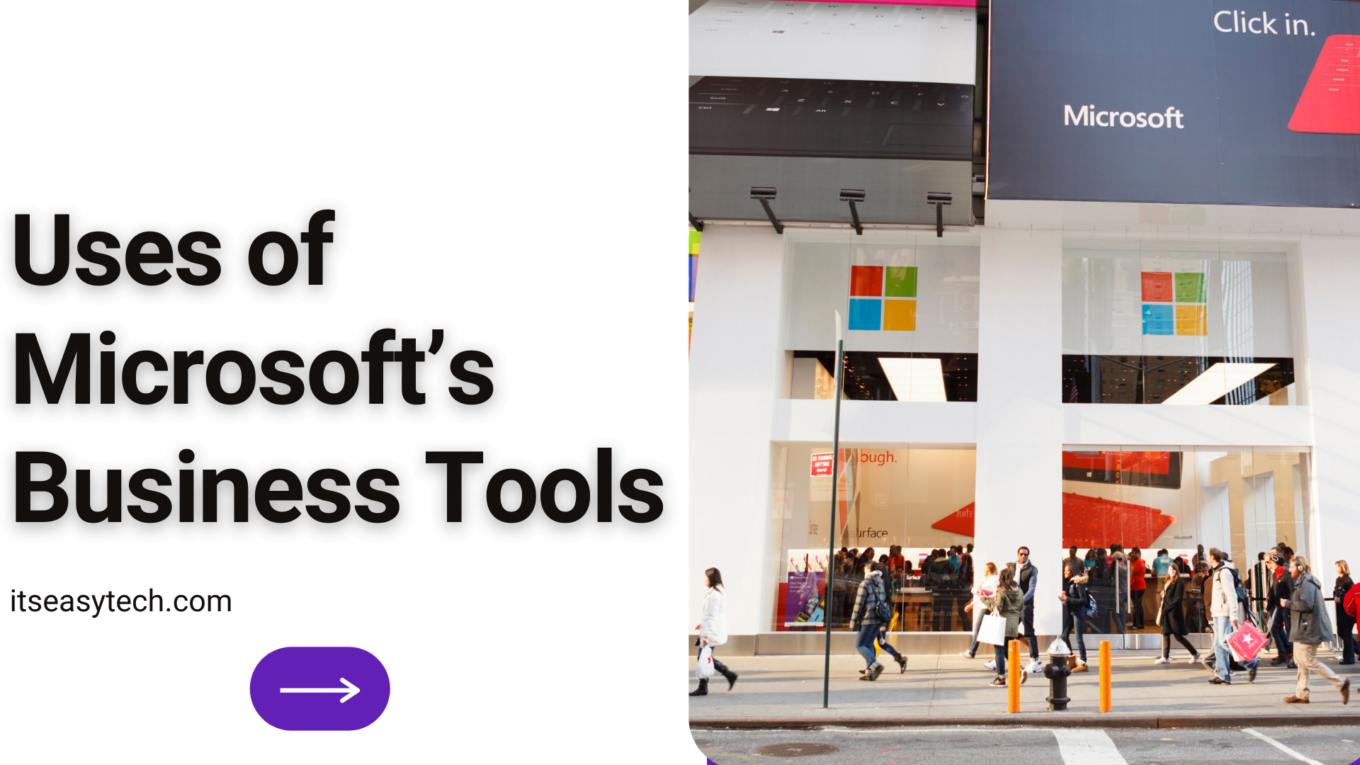 Uses of Microsoft Business Tools